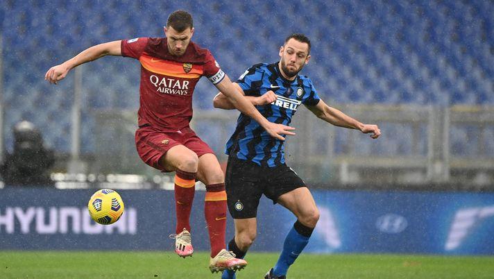 Probabili formazioni di Inter-Roma: diverse mosse inedite per Fonseca