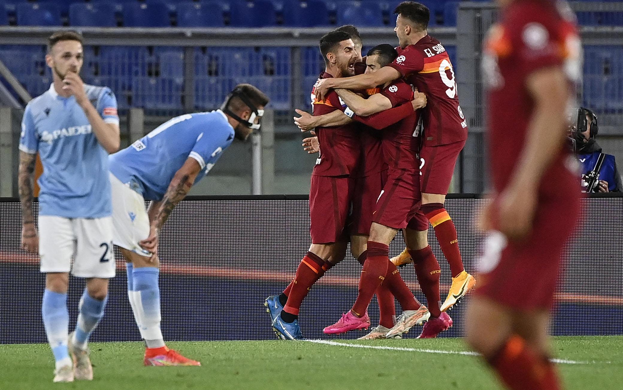 Migliori e peggiori in Roma-Lazio: Fusato super, ancora male Ibanez