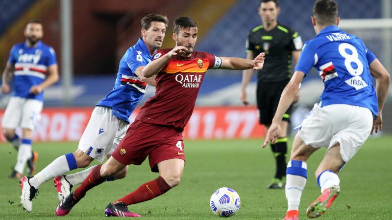 Migliori e peggiori in Sampdoria-Roma: si salva solo Borja Mayoral