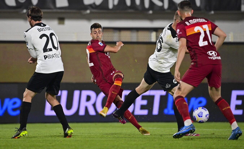 Migliori e peggiori in Spezia-Roma: Fusato già certezza, che delusione Kumbulla