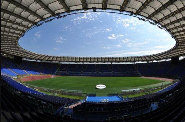 victor fadlun stadio olimpico