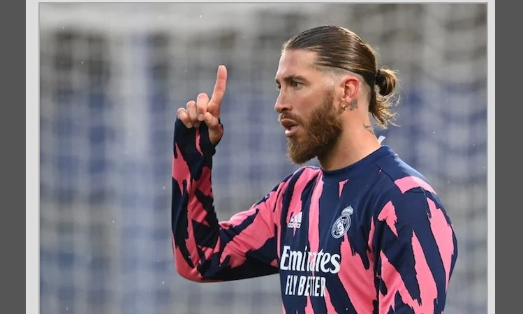 Jose Mourinho sogna di avere Sergio Ramos alla Roma