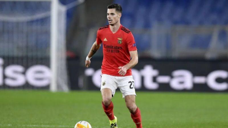 La Roma ha messo gli occhi su Weigl del Benfica
