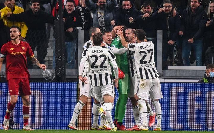 Migliori e peggiori in Juventus-Roma: Pellegrini ci prova, Abraham nervoso